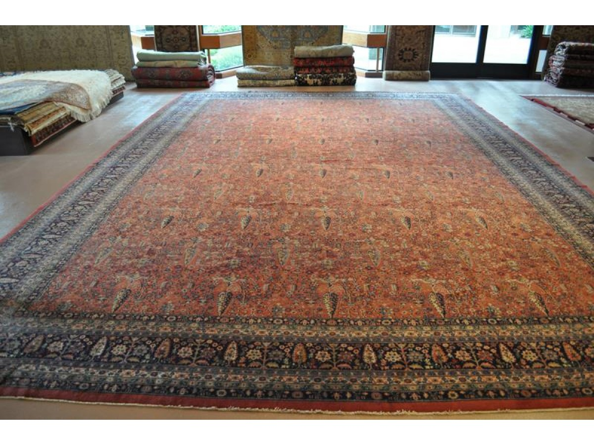 Extra Large Palace Size Persian Rug