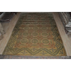 10 X 14' Oriental Car[pet Large Wool Handmade Oushak Rug