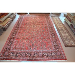 EXTRA LARGE ANTIQUE RUGS