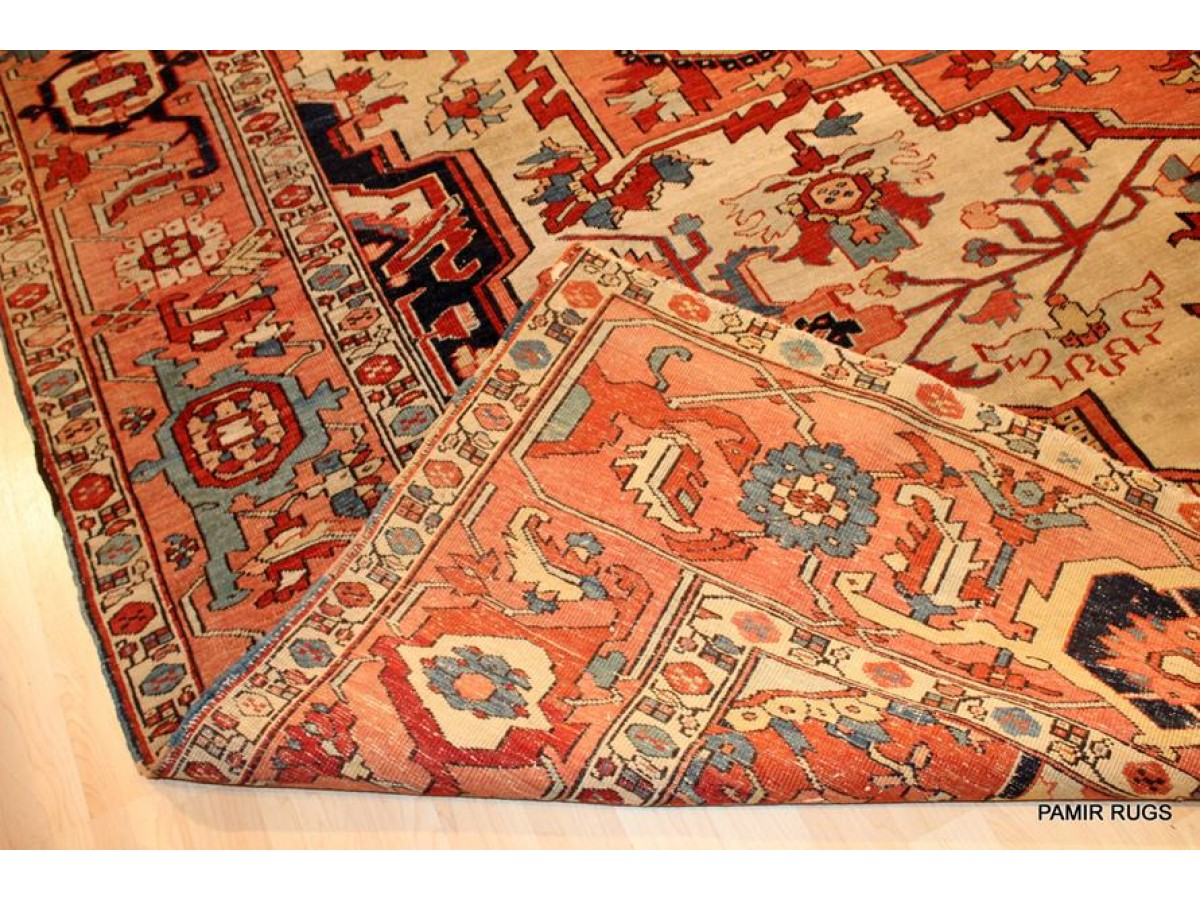 100 Large Antique Rugs How To Read Rug And Carpet