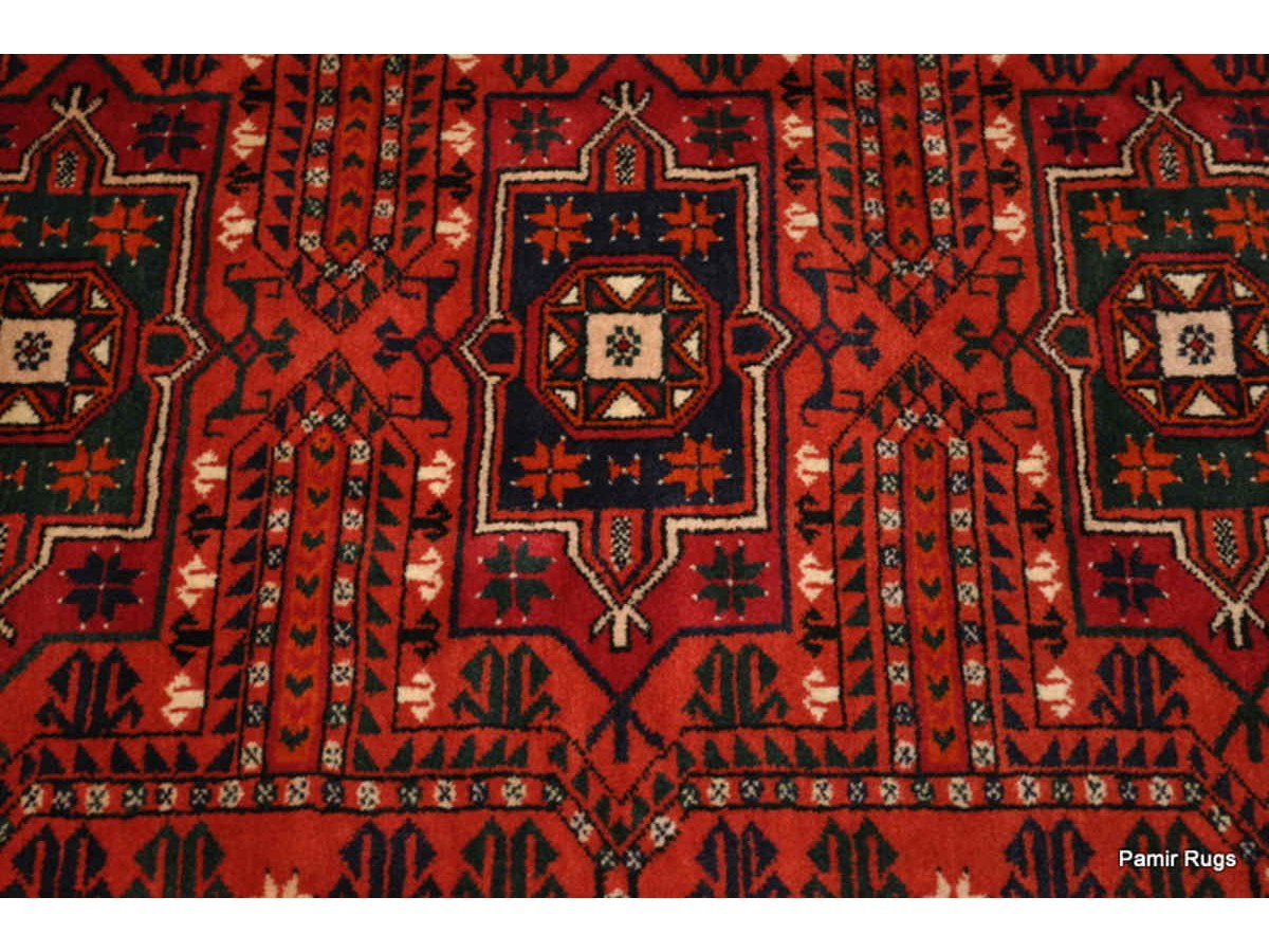 ... Authentic Turkmen Saryk Antique Handmade Rug Circa 1930u0027s ...
