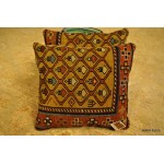 Caucasian Gold Shrivan Pillow