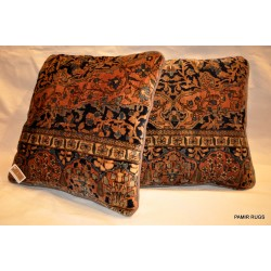 Pair of Large Antique Pillows