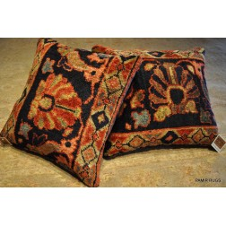 Decorative Handmade Persian Mahal Pillows