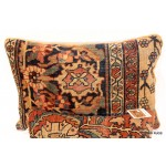 Three Antique Persian Farahan Pillows