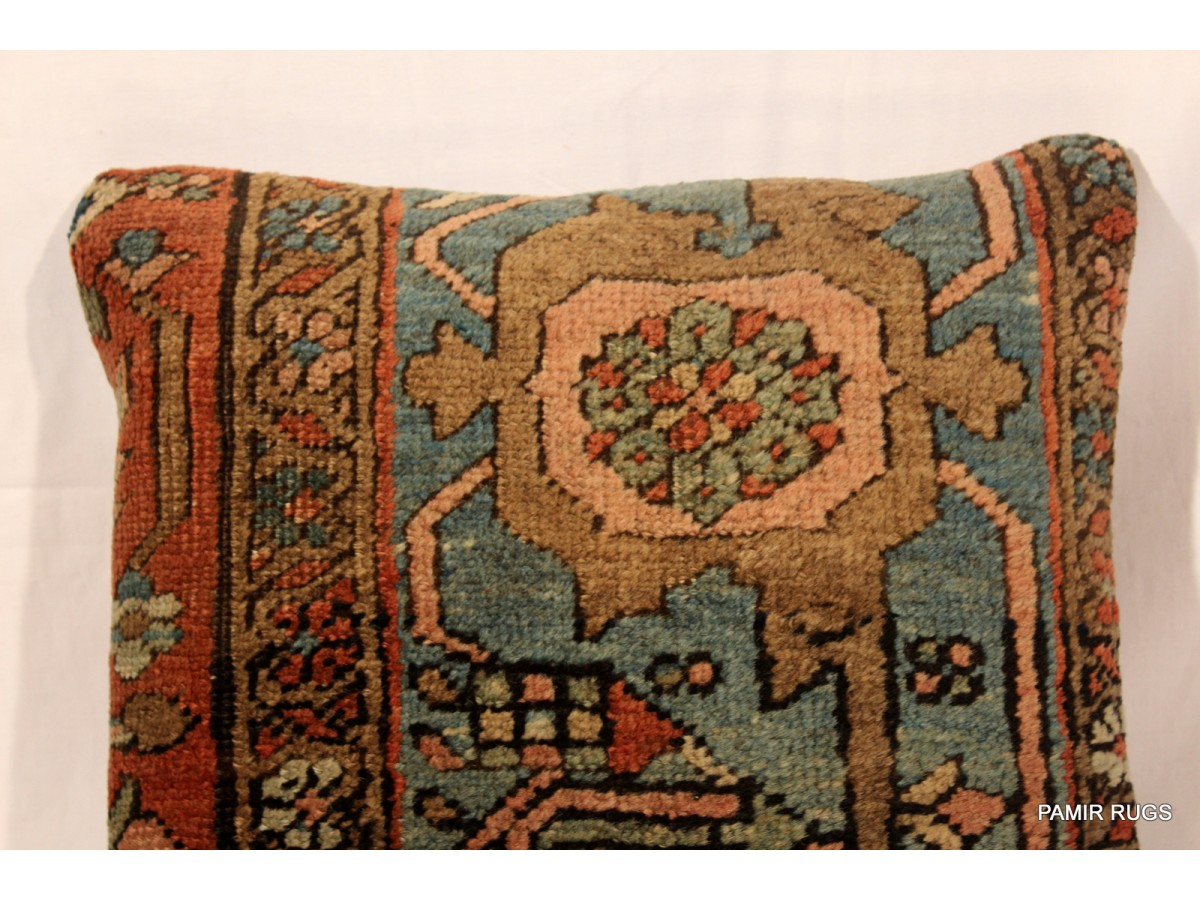 250 Buy Now Antique Persian Serapi Pillow Made Out Of