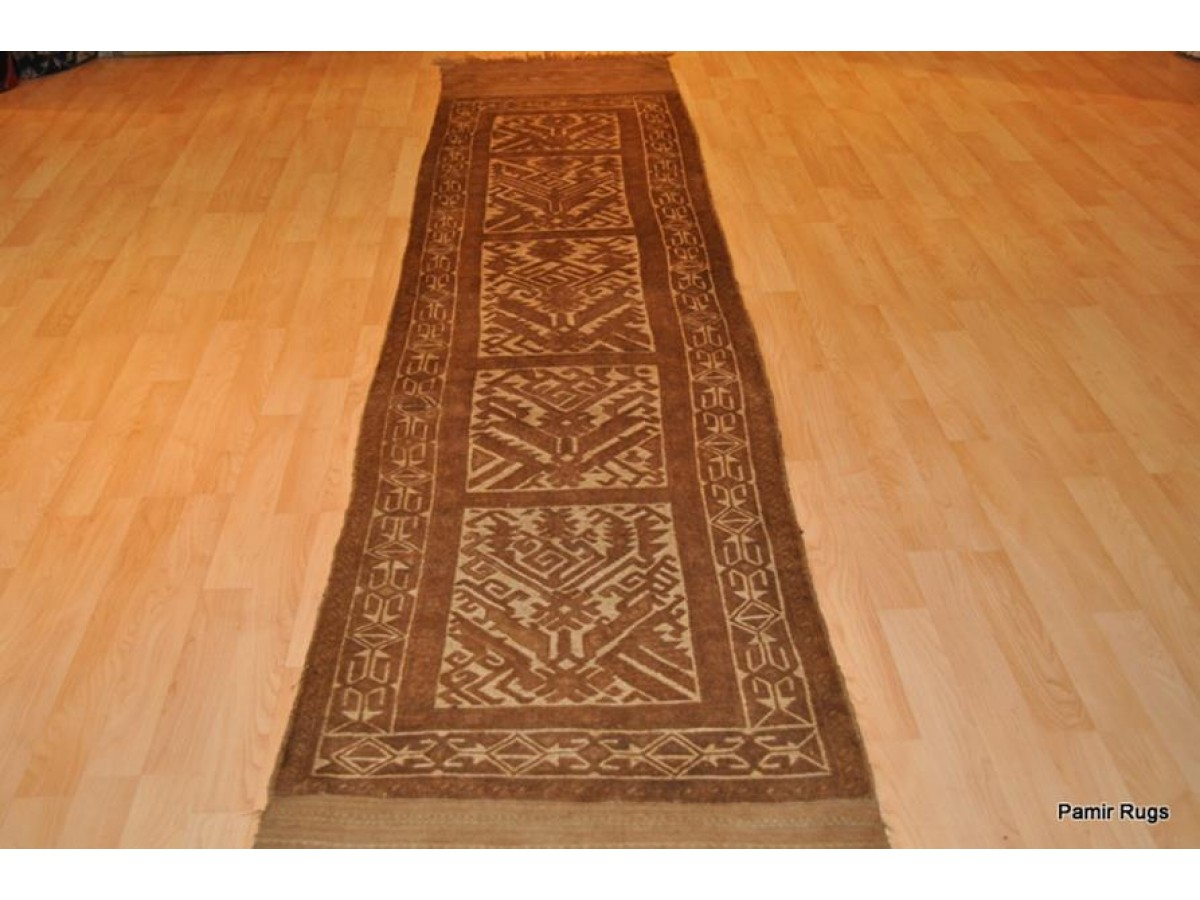 Khaki Color Hall Runner Perfect For Your Southwestern Style Home