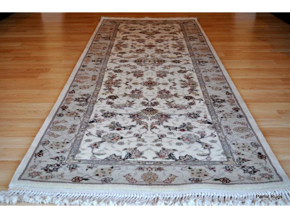 Fine Weave Handmade Hand Knotted Persian Hall Runner