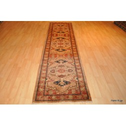 10 Ft. Long Persian Heriz Hall Runner