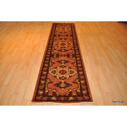 10 Ft. Long Persian Hall Runner Hanmdade Oriental Rug