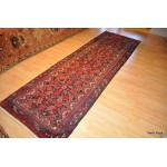 Hall Runner Persian Hamadan 10 Ft Long