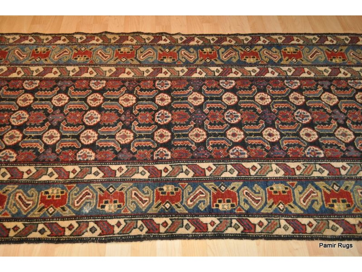 Caucasian Design Tribal Piece Late 19th Century Handmade