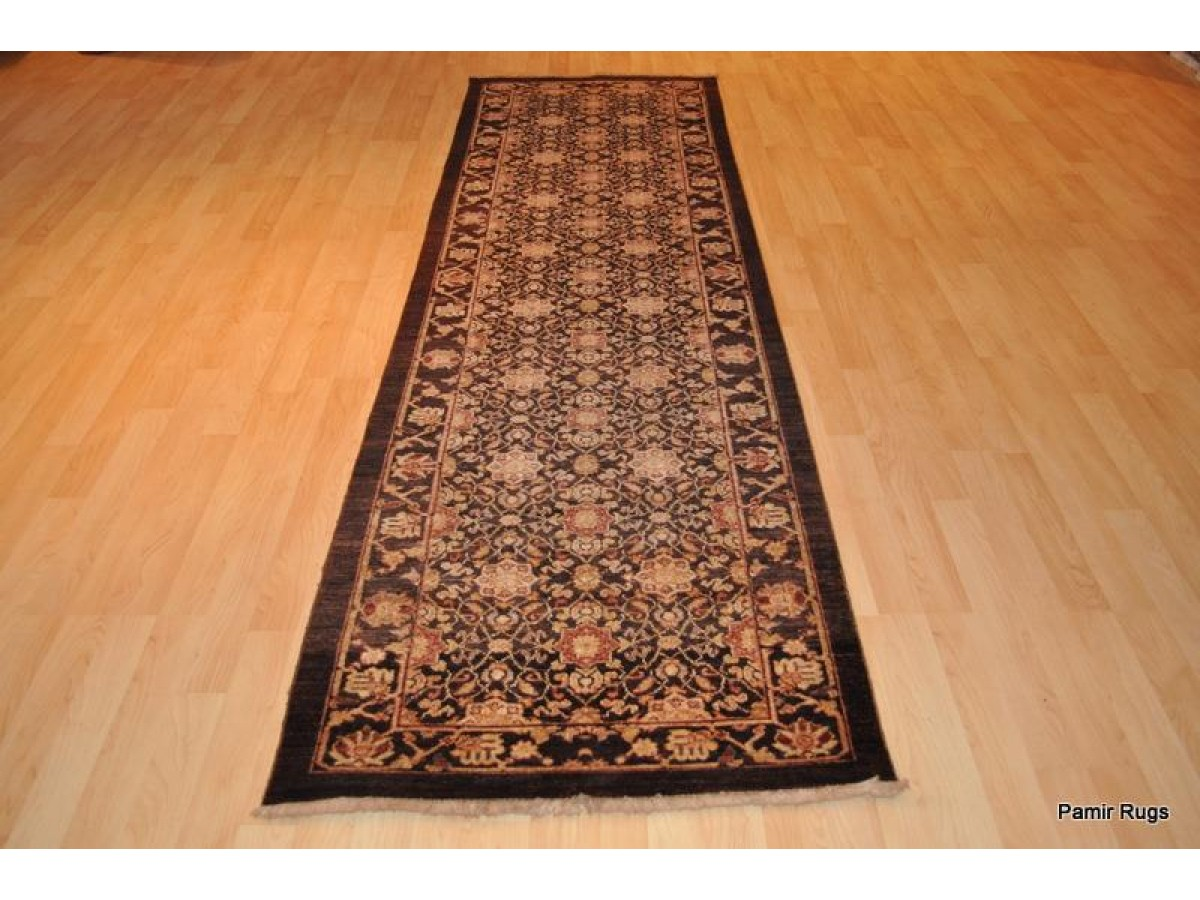 10 Foot Long Hall Runner Fine Quality Persian Handmade Runner