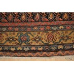 Antique Persian Bakhtiari Kurdish Handmade Long Hall Runner