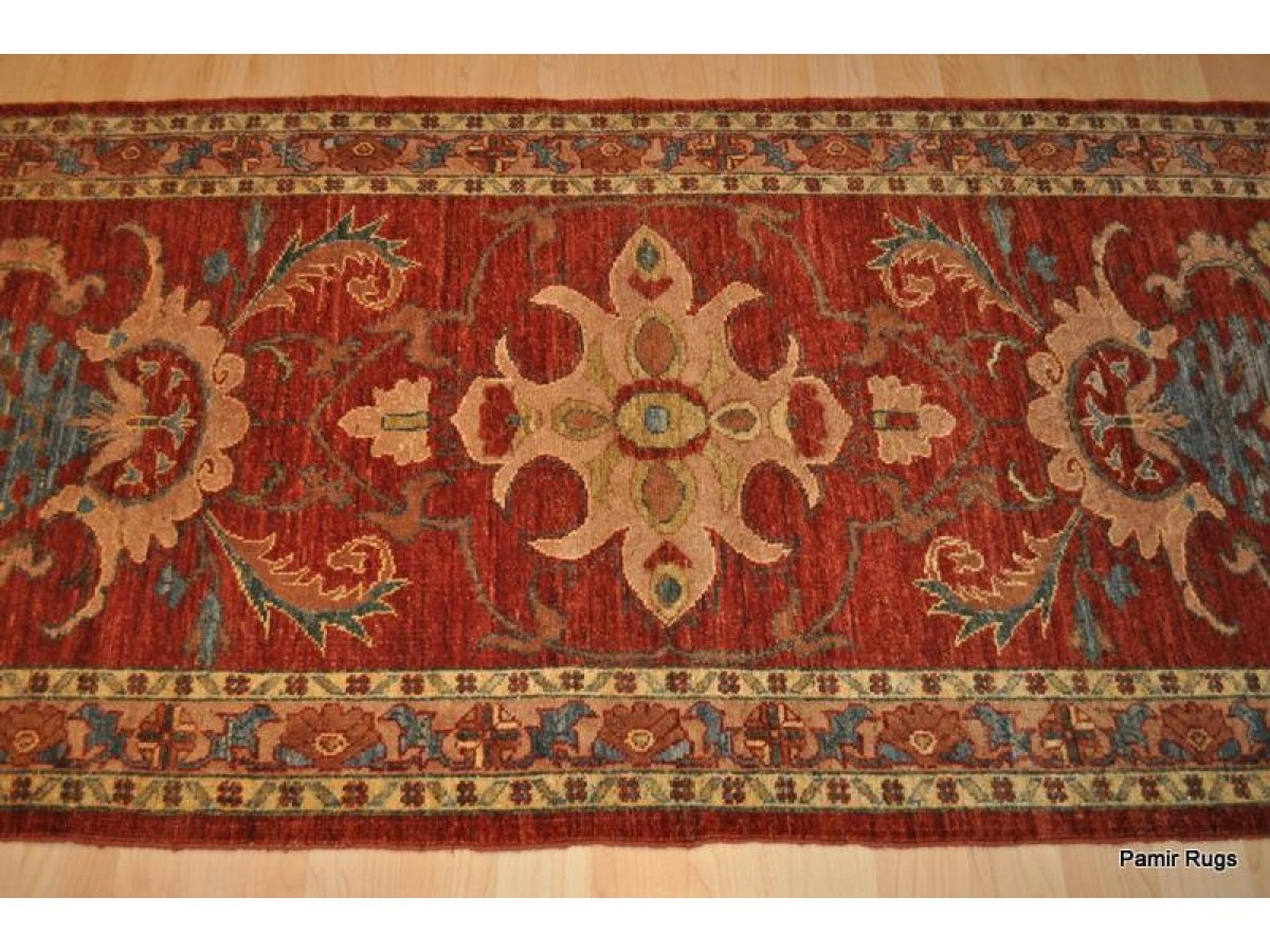Elegant Vegetable Dyed Hall Runner 2 10 Quot X 8 Foot Long