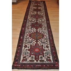 11 FT. Long Persian Heriz Hall Runner