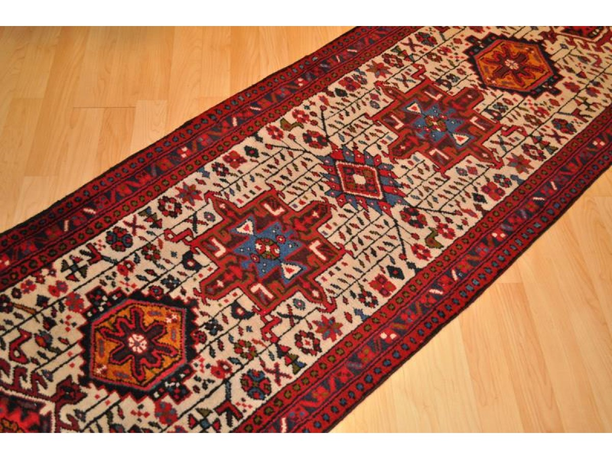 10 Ft Long Rug Runner Authentic Genuine Handmade Hall