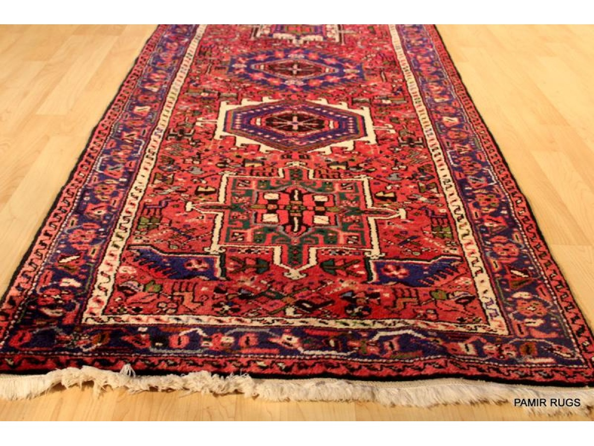 On Sale Only 1 450 Persian Heriz Hall Runner Authentic