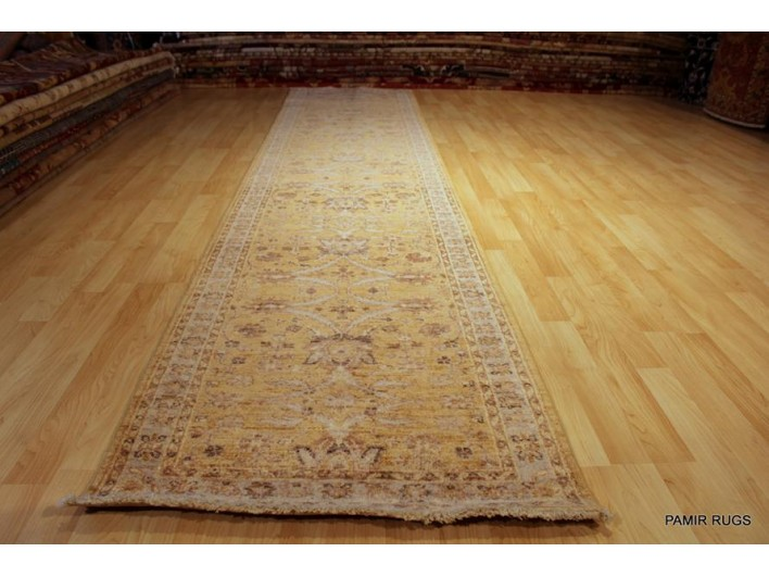 Vegetable Dyed Chobi Rug Bamyan Design Peshawar New Hall