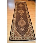 Persian Tabriz Hall Runner Mahi Design
