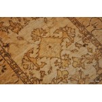 15 Ft. Long Hall Runner. Beige, Cream, Ivory Background.
