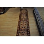 Persian Oriental Handmade Hall Runner