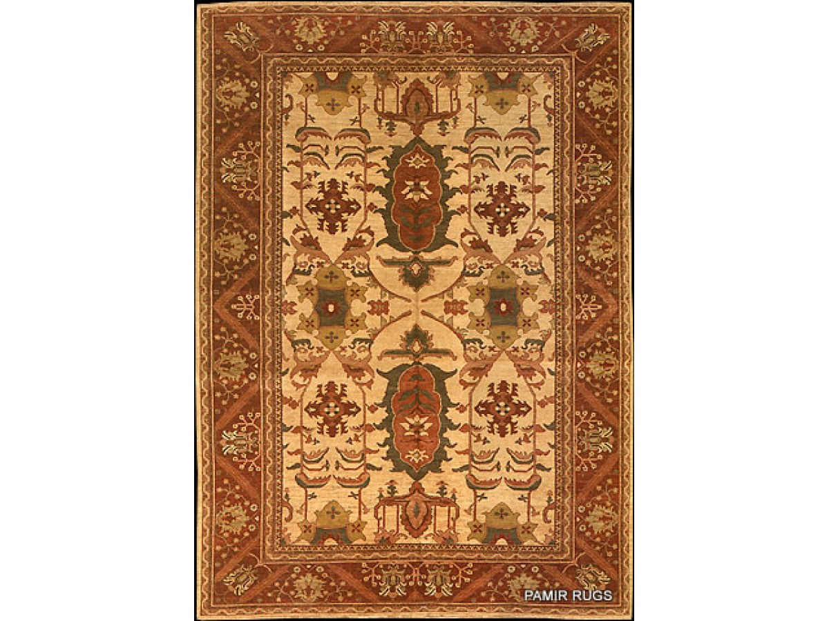 A New Persian Heriz Design Handmade Fine Quality Fine