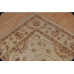 Beige background Persian Chobi Rug
