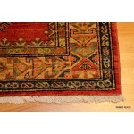 Caucasian Kazak Design, Genuine Authentic, Prayer