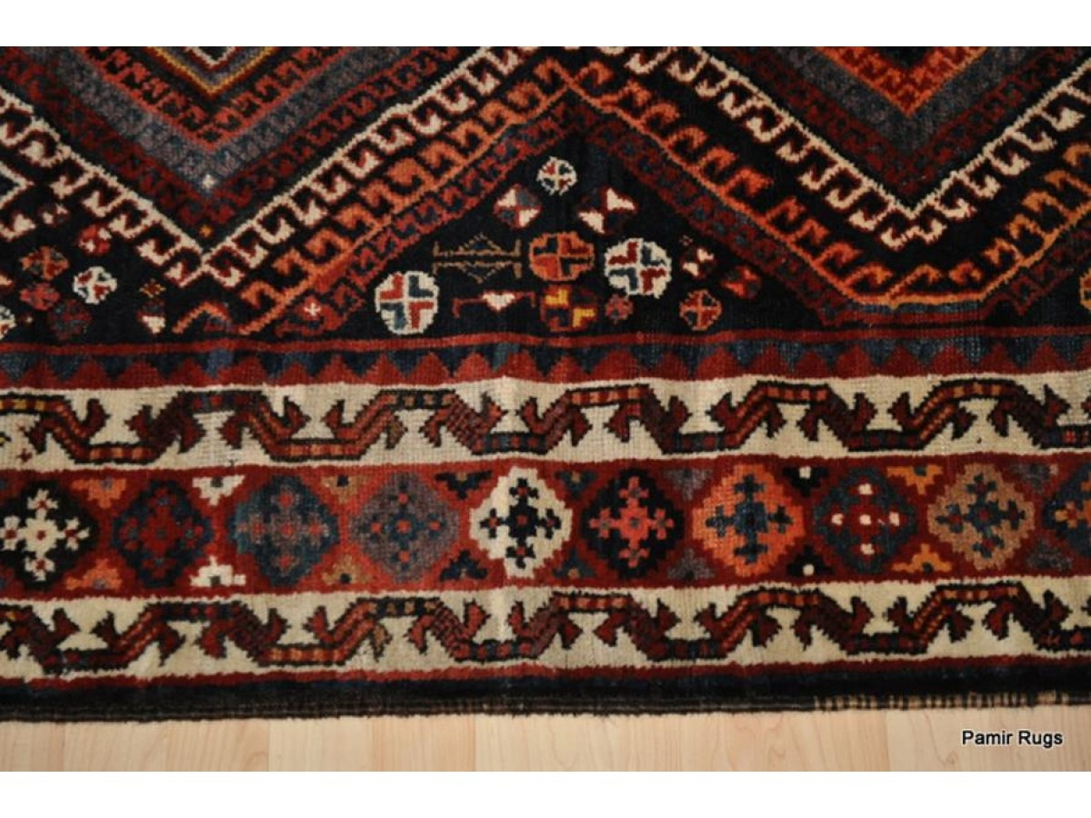 Circa 1880s Tribal Rug Vintage Rug From North West Persia Tribal