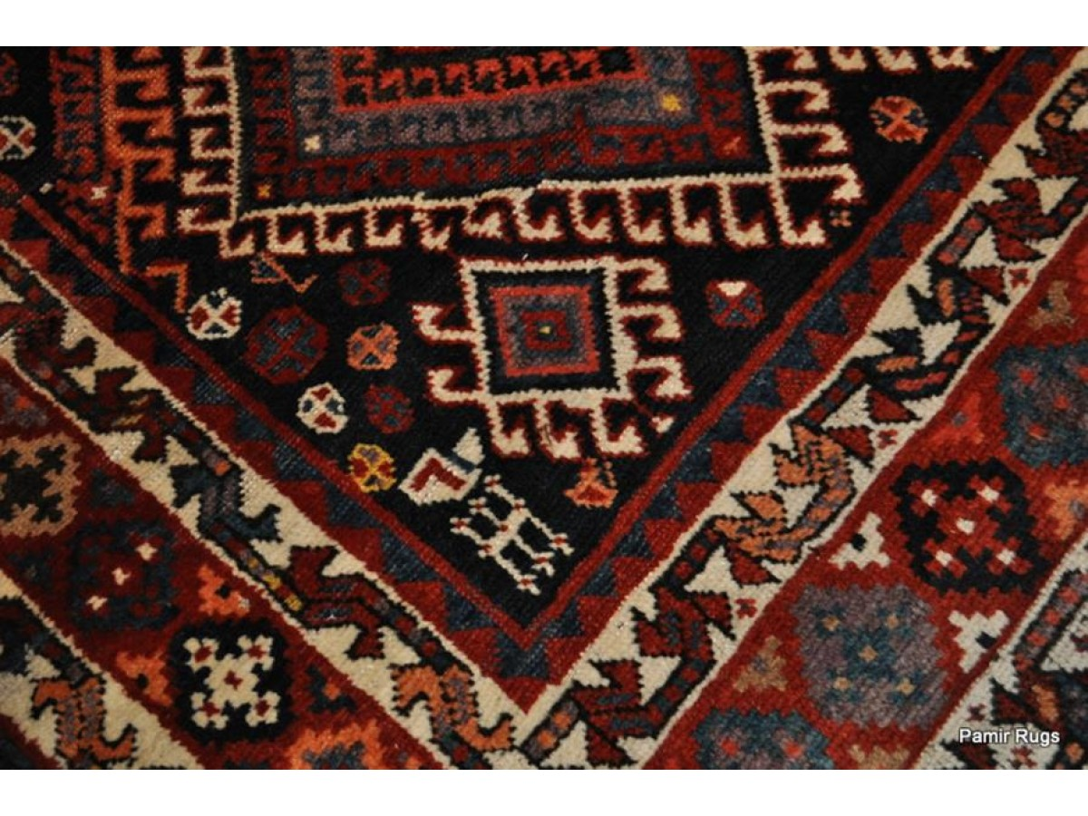 Circa 1880 S Tribal Rug Vintage Rug From North West