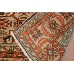 4.5 x 6.5 ft. Persian Oriental rug tribal Caucasian Kazak design