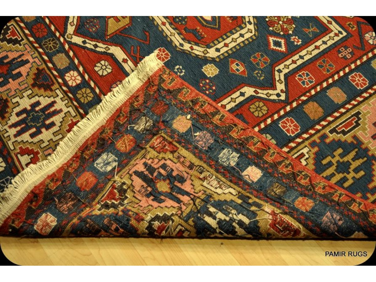 6 X 9 Handmade Sumak Kilim Hand Woven Wool Rug On Sale
