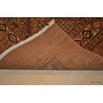 6' X 9' Light Camel Color Handmade Persian Serab Rug.