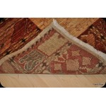 Khotan Rug Beige Background Cream Ivory Hacienda Color
