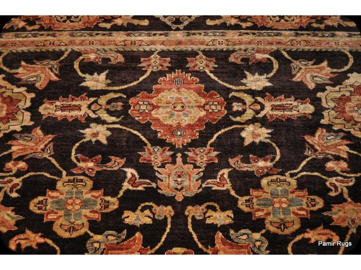 Elegant Persian Rug Handmade Hand Knotted Perfect For