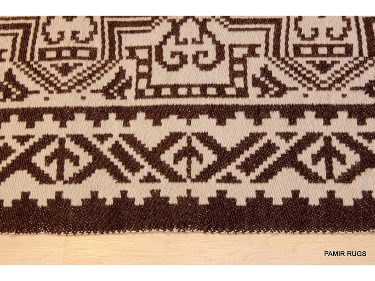 Handwoven Egyptian Kilim Southwestern Design Matches
