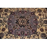6' X 9' Handmade Hand Knotted Persian Wool Rug