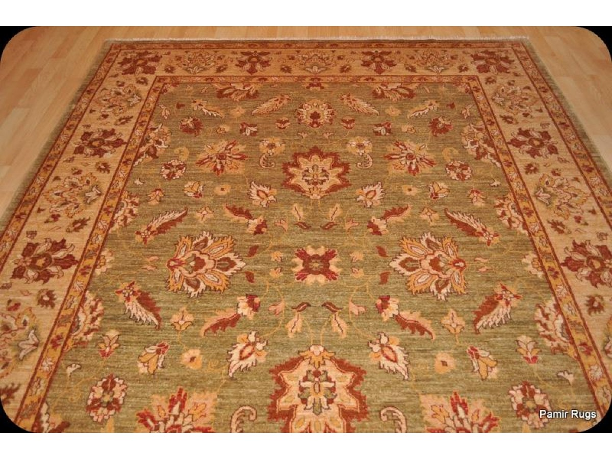Vegetable Dyed Afghan Chobi Rug On Sale Only 2 450 From