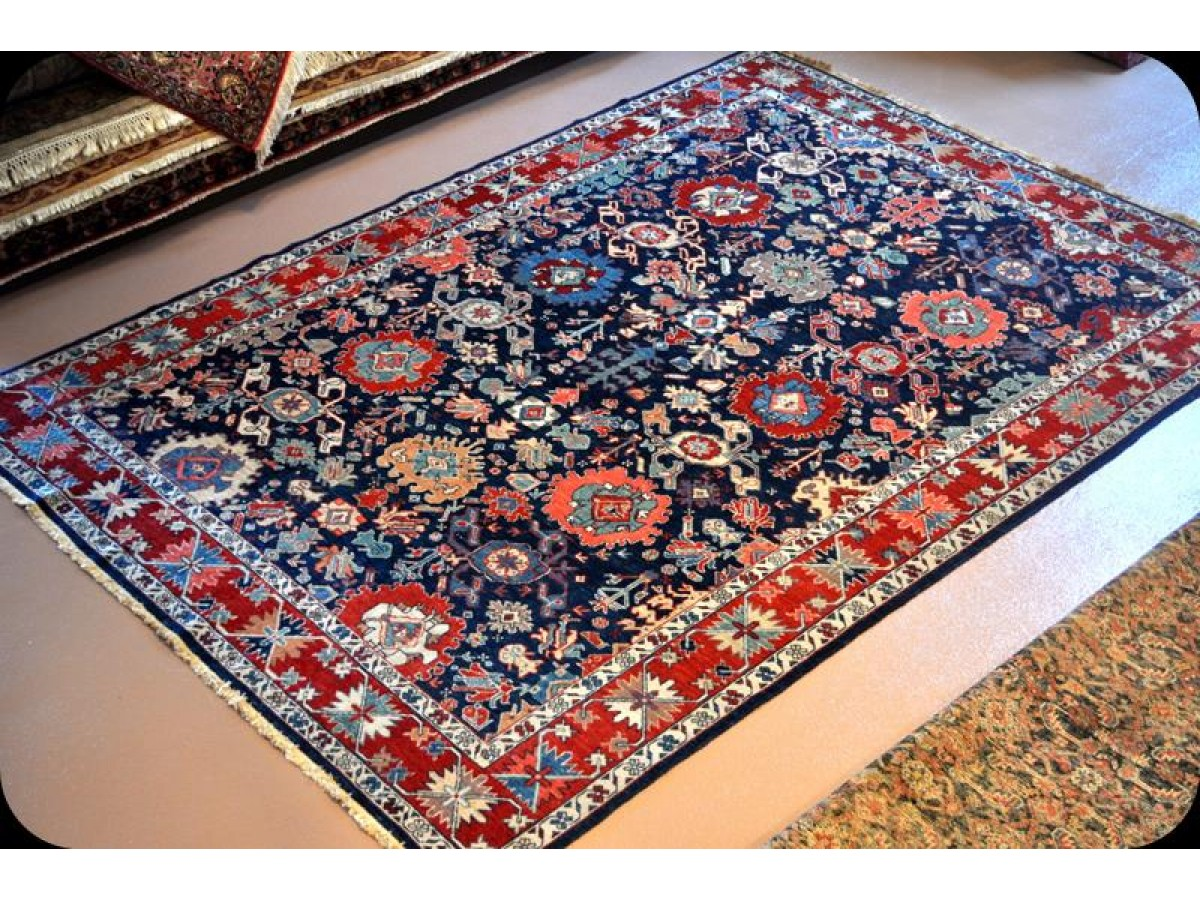 how to clean handmade persian rugs