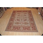 8' X 11 Elegant Authentic Persian Handmade Rug