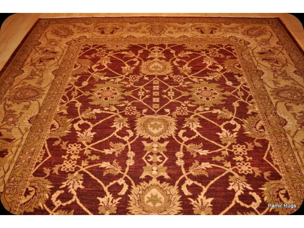 Red And Gold Persian Rug Designs