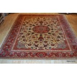 9' X 12' Handmade Wool Area Rug on Sale